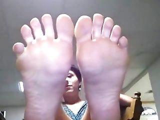 Sexy Feetfetish Feet Two