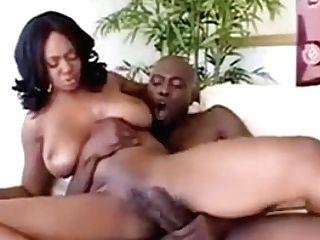 Black Big Titty Mummy Railing Black Dick