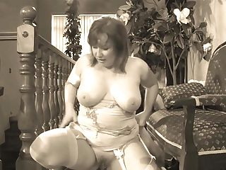 Chubby Mom Flash How To Do It # Six (recolored)