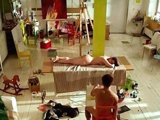 Horny Homemade Showers, Black-haired Porno Movie