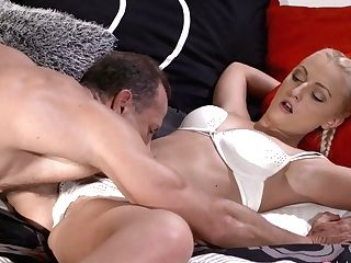 Amazing Porn Industry Stars Katy Rose, George In Exotic Blonde, Romantic Adult Clip
