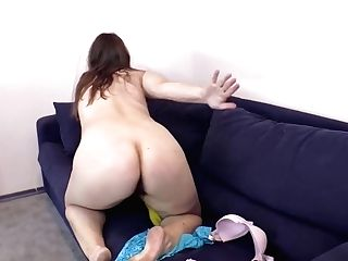 Adelina - Blue Lingeire Pink Panty