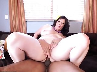 Bbw Greased Then Screwed