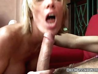 Buxomy Housewife Jordan Sinz Fucks Hard And Gets A Internal Ejaculation