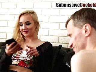 Lisa Olsen As A Cuckoldress Trains Her Cuck Good - Submissivecuckolds