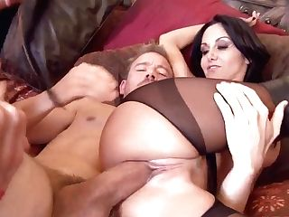 Ava Addams, Erik Everhard And Missy Martinez