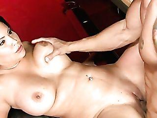 Saucy Buxom Mom Sophia Lomeli Gets Fucked In Mish Pose On Billiard Table