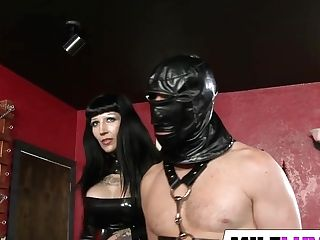 Female Domination Mummy Freyja Van Siren Takes A Banging