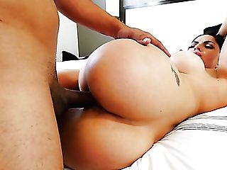 Flawlessly Shaped Marta La Croft Fucked Bad In Her Candy